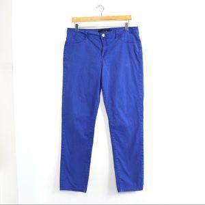 Calvin Klein Jeans Legging indigo blue pants 14